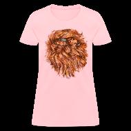 T-Shirts ~ Women's T-Shirt ~ Ladies Tee: Tangled