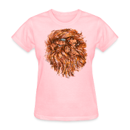 T-Shirts ~ Women's T-Shirt ~ Ladies Tee: Tangled