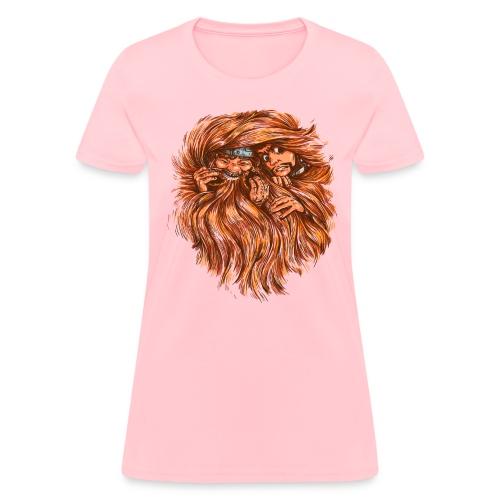 Ladies Tee: Tangled - Women's T-Shirt