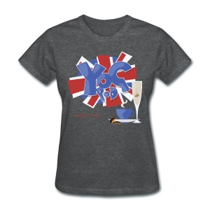 Ladies Tee: YoGPoD Logo - Women's T-Shirt
