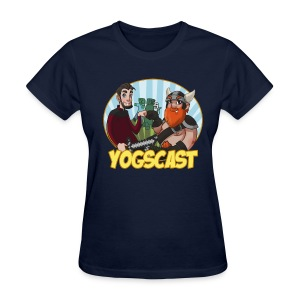 Ladies Tee: Yogscast Duo - Women's T-Shirt