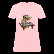 Women's T-Shirts ~ Women's T-Shirt ~ Ladies Tee: Um Bongo