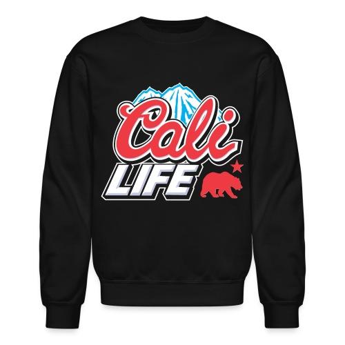 Cali Life - Crewneck Sweatshirt
