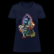 T-Shirts ~ Women's T-Shirt ~ Ladies Tee: Brave Xephos