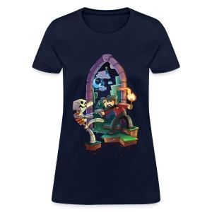 Ladies Tee: Brave Xephos - Women's T-Shirt