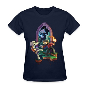 Ladies Tee: Brave Xephos - Women's T-Shirt