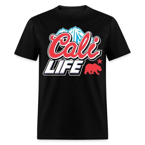 Cali Life - Men's T-Shirt