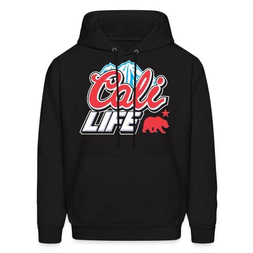 Cali Life - Men's Hoodie