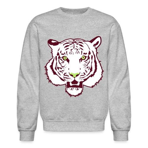 White tiger crewneck sweatshirt - Crewneck Sweatshirt