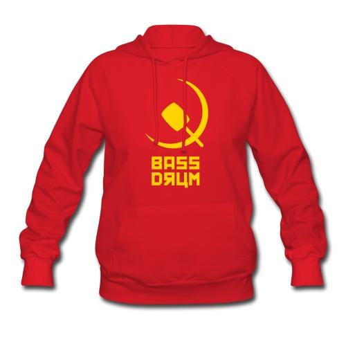 B.A.S.S. Drum - Hoodie - Women's Hoodie
