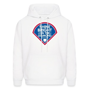 Shine Bright On The Diamond SweatShirt - Men's Hoodie