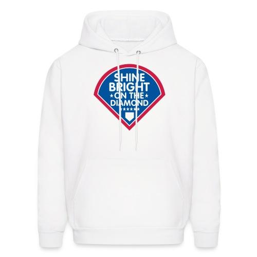 Shine Bright On The Diamond SweatShirt - Men's Hoodie