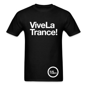 Vive La Trance! [Male] - Men's T-Shirt