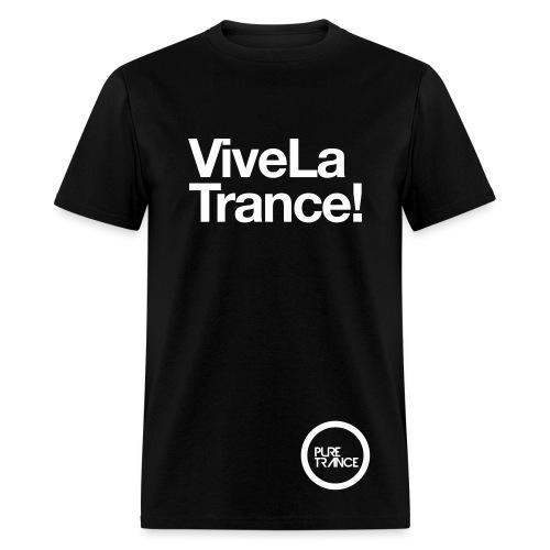 Vive La Trance! [Male] - Men's T-Shirt