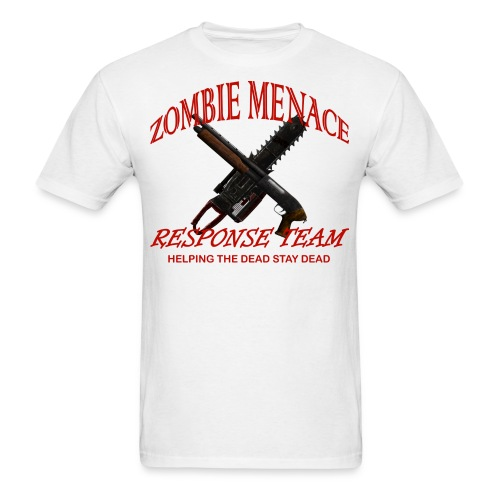 Zombie response team Shirt - Men's T-Shirt