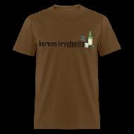 T-Shirts ~ Men's T-Shirt ~ Korean Kryptonite