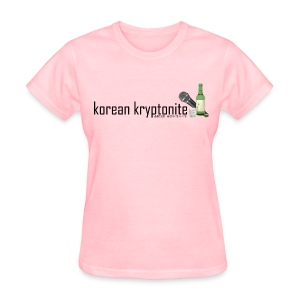 Korean Kryptonite - Women's T-Shirt