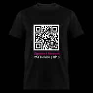 T-Shirts ~ Men's T-Shirt ~ PAX QR T