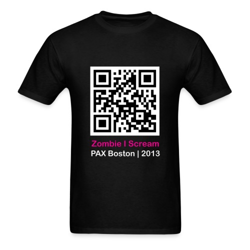 PAX QR T - Men's T-Shirt