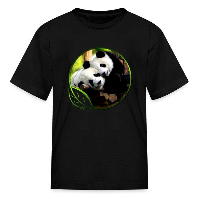 Green Life Series - Pandas