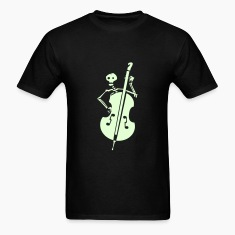 Skeleton Band T-Shirts