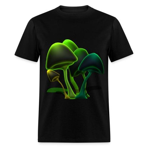Mushroom heaven - Men's T-Shirt