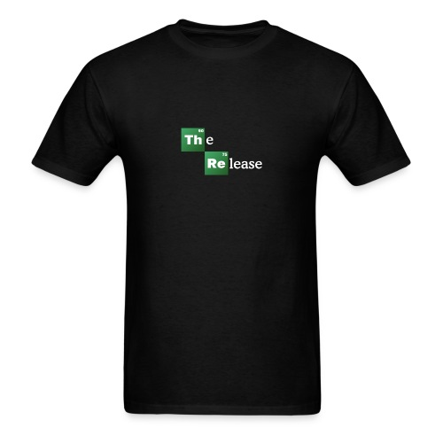 Breaking The Release - Men's T-Shirt