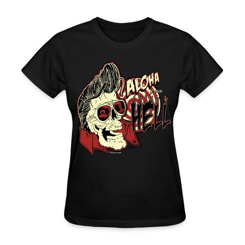 Women's Aloha From Hell Shirt - Women's T-Shirt