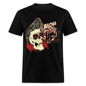 Men's Aloha From Hell Shirt - Men's T-Shirt