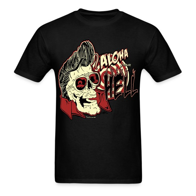 Men's Aloha From Hell Shirt