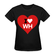 Women's T-Shirts ~ Women's T-Shirt ~ I heart Will Horton - T-shirt