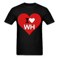T-Shirts ~ Men's T-Shirt ~ I heart Will Horton - T-shirt