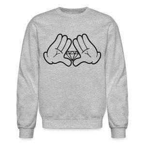 Diamond - Crewneck Sweatshirt