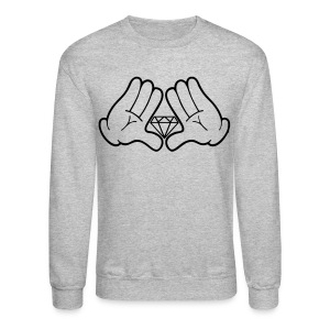 Diamond - Crewneck Sweatshirt
