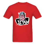 T-Shirts ~ Men's T-Shirt ~ ictad-red