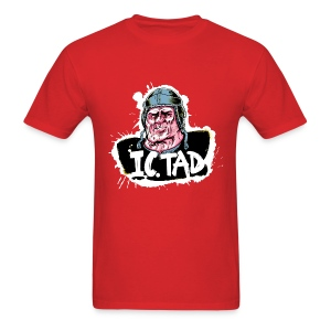 ictad-red - Men's T-Shirt