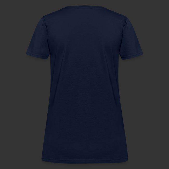 "Women's Standard T-Shirt ""ink2style"" (Digital Print)"