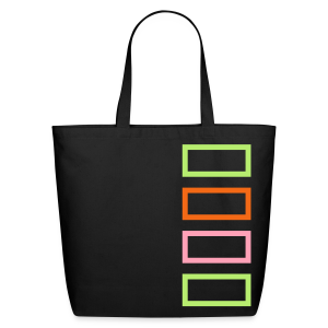 Bar Trim - Eco-Friendly Cotton Tote