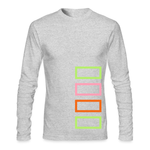 Bar Trim - Men's Long Sleeve T-Shirt by Next Level
