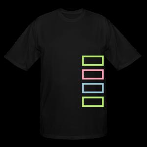 Bar Trim - Men's Tall T-Shirt