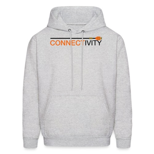 Connectivity Logo Hoodie Sweatshirt - Men's Hoodie