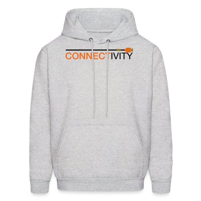 Connectivity Logo Hoodie Sweatshirt