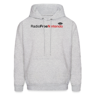 Hoodies ~ Men's Hoodie ~ RFN Logo Hoodie Sweatshirt