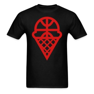 DROSE CHICAGO - SCOOP 'N HOOP - Men's T-Shirt