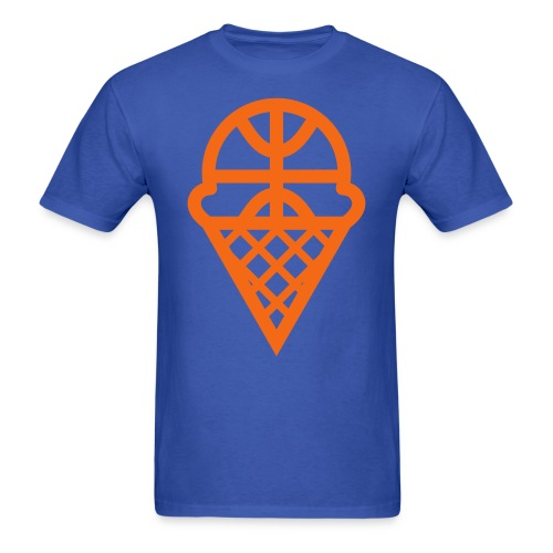 THE MECCA - SCOOP 'N HOOP - Men's T-Shirt