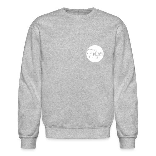 FLYER circle crewneck sweatshirt - Crewneck Sweatshirt
