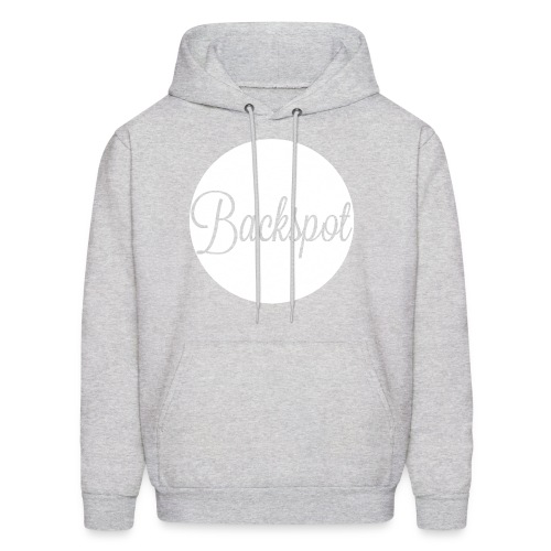 BACKSPOT circle hooded sweatshirt - Men's Hoodie