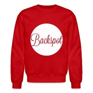 BACKSPOT circle crewneck sweatshirt - Crewneck Sweatshirt