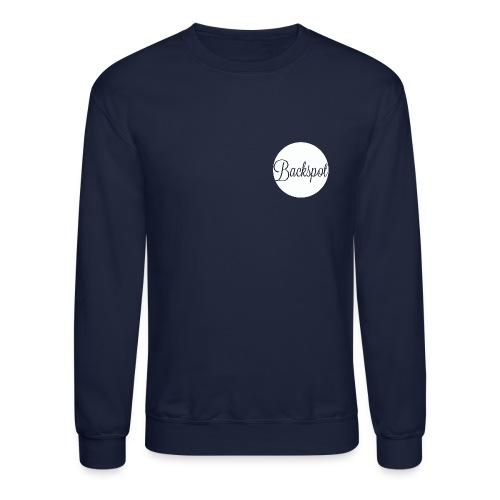 BACKSPOT circle crewneck sweatshirt - Crewneck Sweatshirt