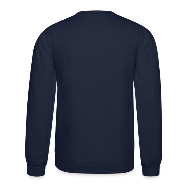 BACKSPOT circle crewneck sweatshirt